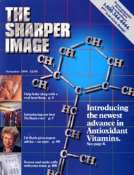 Fit For Less >> The Sharper Image Catalog